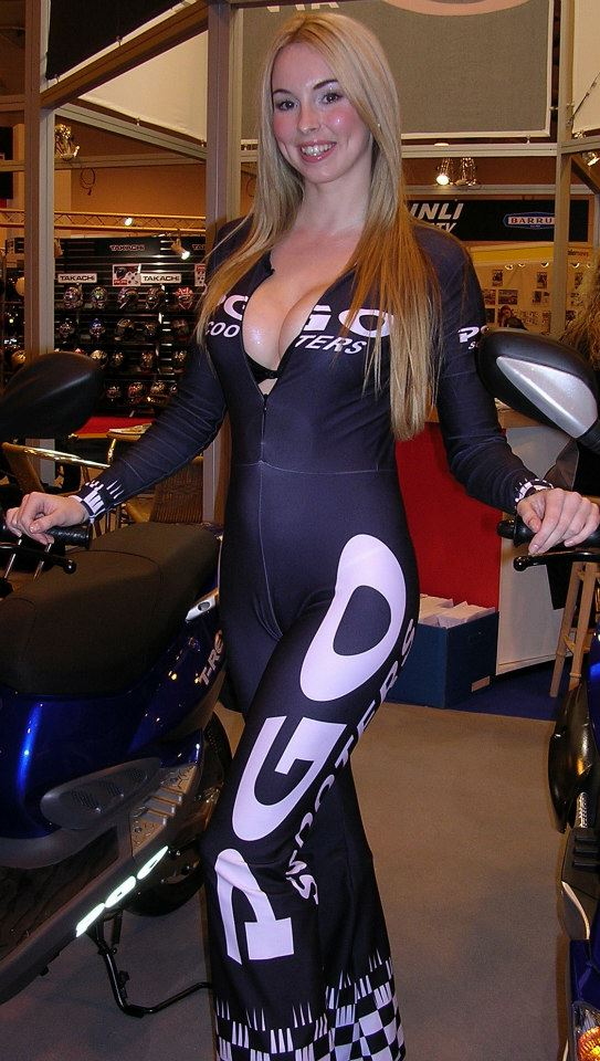 gridgirl outfit zip catsuit flared trousers the. Black Bedroom Furniture Sets. Home Design Ideas