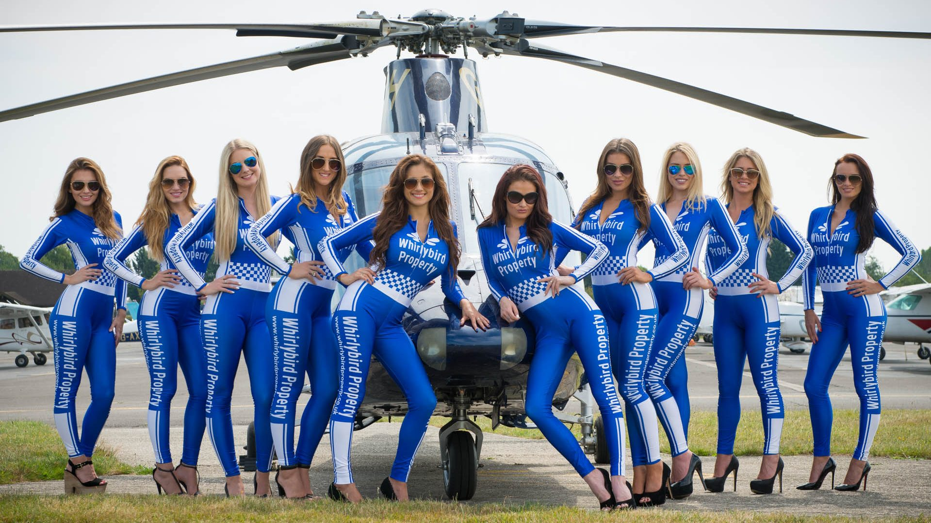 THE HOSTESS COMPANY - Gridgirl Outfits - Catsuits