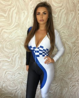 the-Hostess-Company-GRIDGIRL-OUTFIT-Catsuit-Champ-Race-1