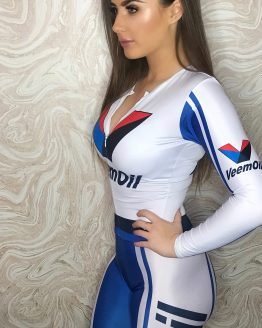the-Hostess-Company-GRIDGIRL-OUTFIT-Catsuit-Veem-Oil-2